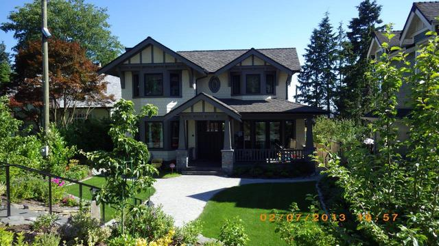 Homestay in North Vancouver(British Columbia)